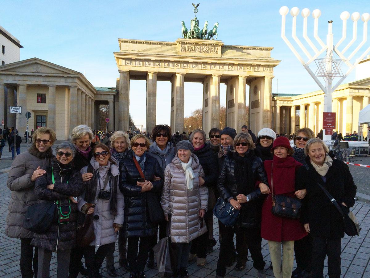 Viaggio Rotary Berlino 05-08.12.2015