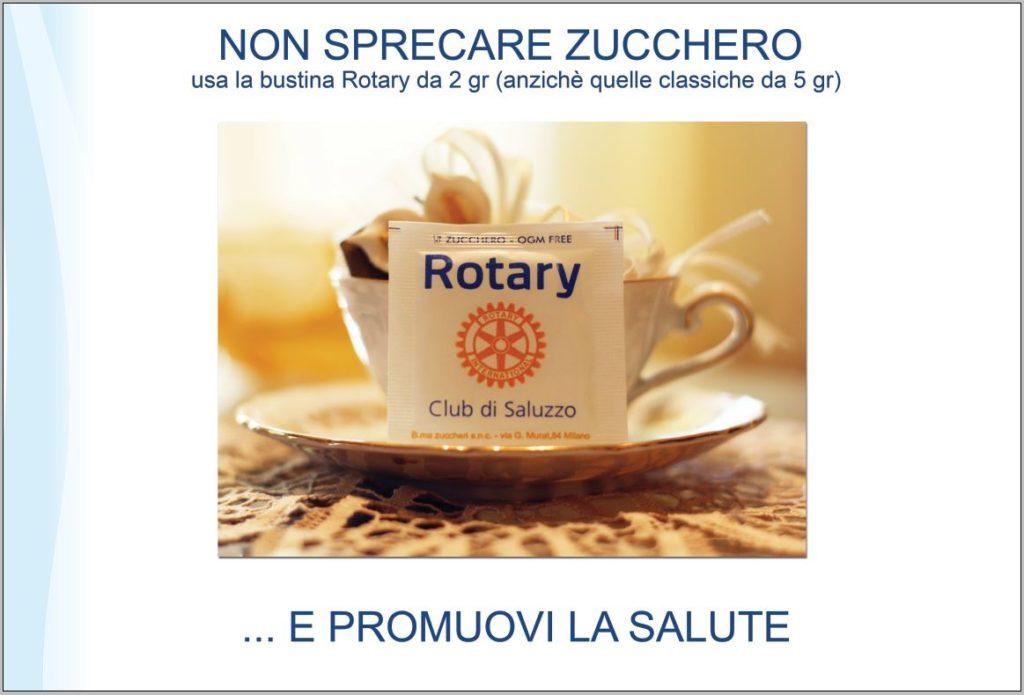 Bustina Rotary anti spreco solo 2 grammi