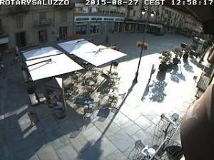 Webcam Rotary Saluzzo -Corso Italia (clicca per immagini live)